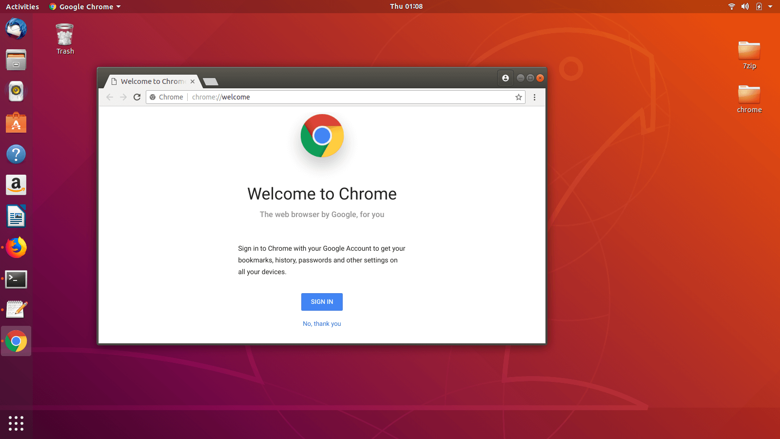 How To Install Google Chrome In Ubuntu 18 04 1 LTS (Bionic Beaver)