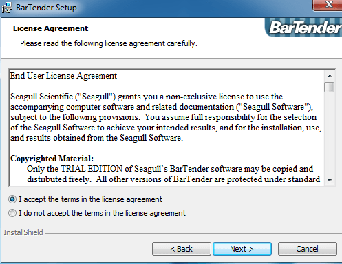 How to Install and Setup TSC Special Edition BarTender UltraLite