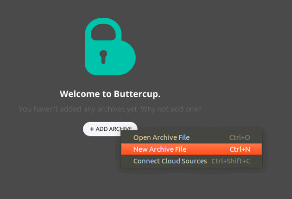 How to install Buttercup Password Manager in Ubuntu 18 04