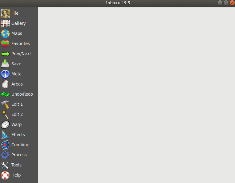 Install Fotoxx Linux Photo editor and Collection Manager in Ubuntu 18 04