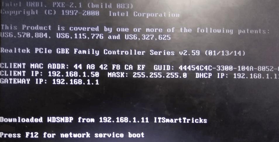Configure WDS Server (Windows Deployment Services) On Windows Server