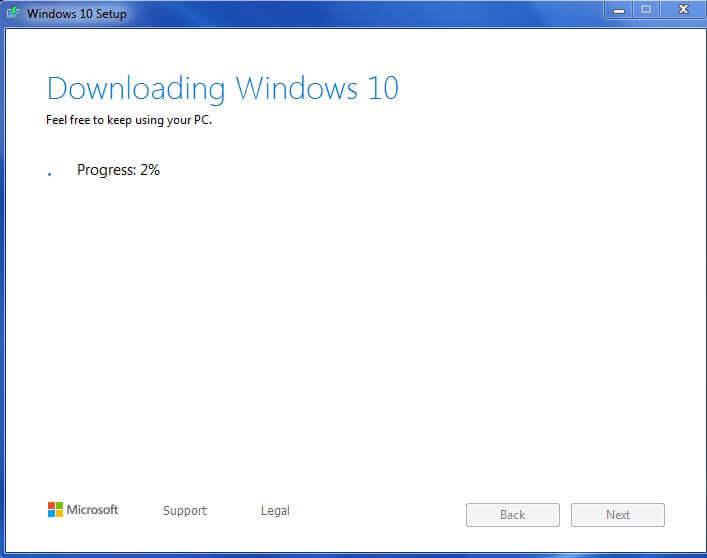How to Upgrade Windows 7 to Windows 10 PC » IT SMART TRICKS