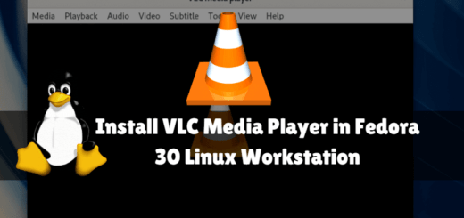 Media Player For Linux Fedora